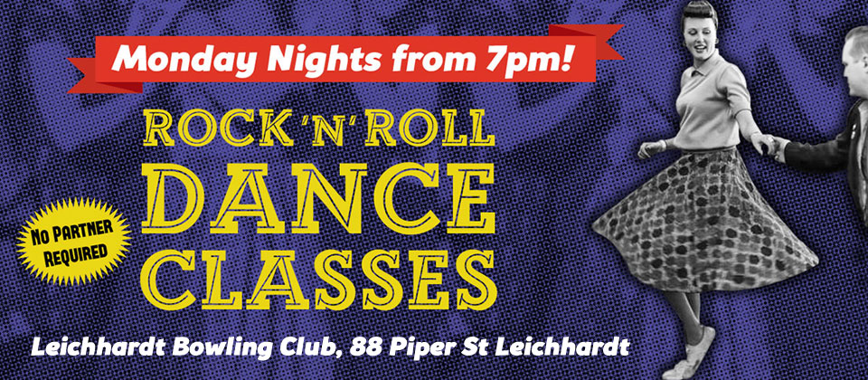 Leichhardt Rock and roll dance classes